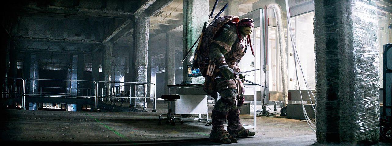 teenage-mutant-ninja-turtles-29-Paramount-Pictures - Bildquelle: Paramount Pictures