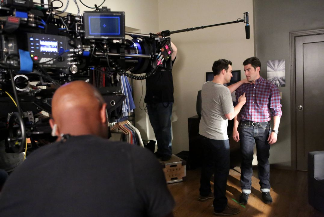 New Girl Behind The Scenes15 - Bildquelle: 20th Century Fox Film Corporation. All rights reserved