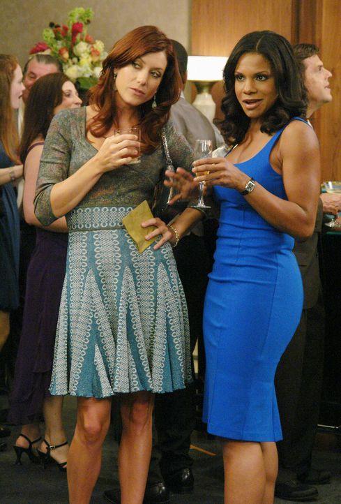 Archer, ihr Bruder, stattet Addisons (Kate Walsh, l.) einen Überraschungsbesuch ab und sorgt nicht nur bei ihr, sondern auch bei Naomi (Audra McDona... - Bildquelle: ABC Studios