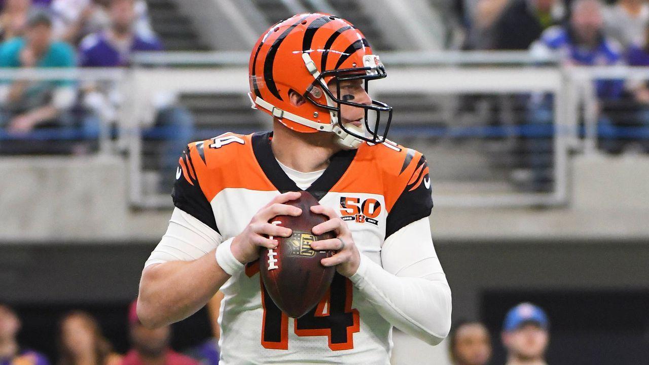 Andy Dalton (Cincinnati Bengals) - Bildquelle: imago