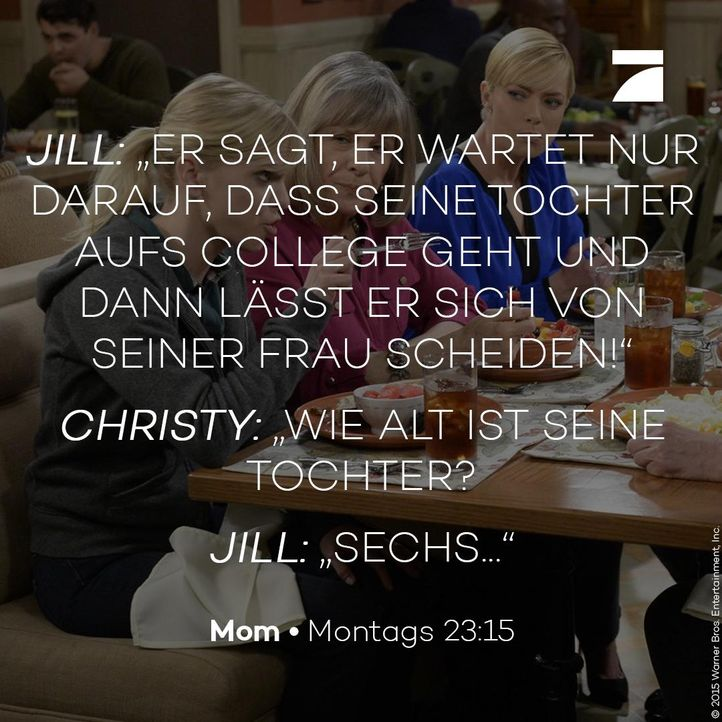 Jill und Christy - Staffel 3 Episode 16 - Bildquelle: 2016 Warner Bros. Entertainment, Inc.