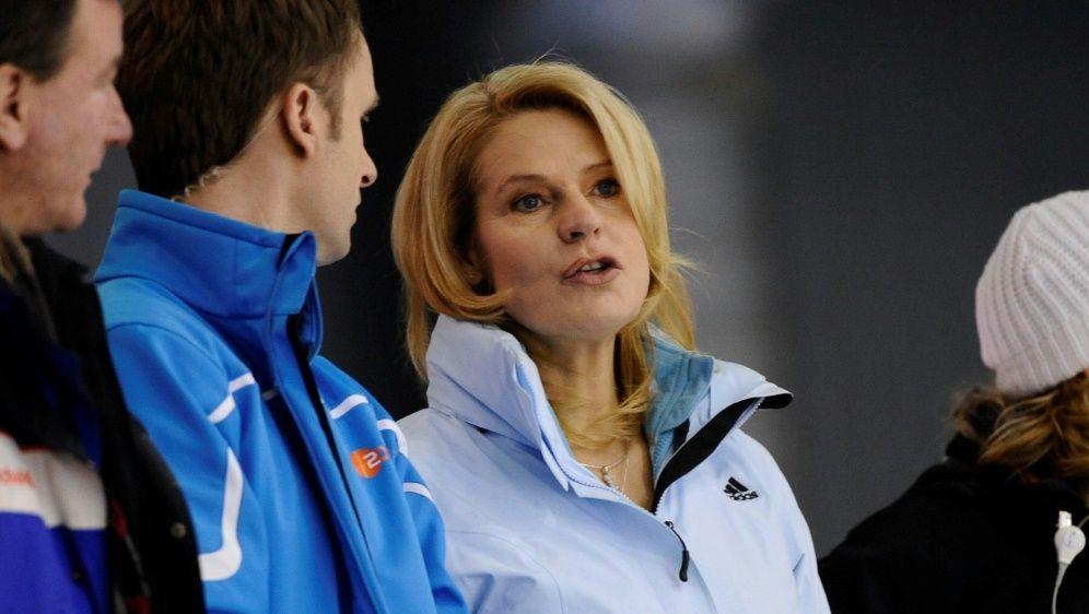 Niemann-Stirnemann gewann dreimal olympisches Gold - Bildquelle: PIXATHLONPIXATHLONSID