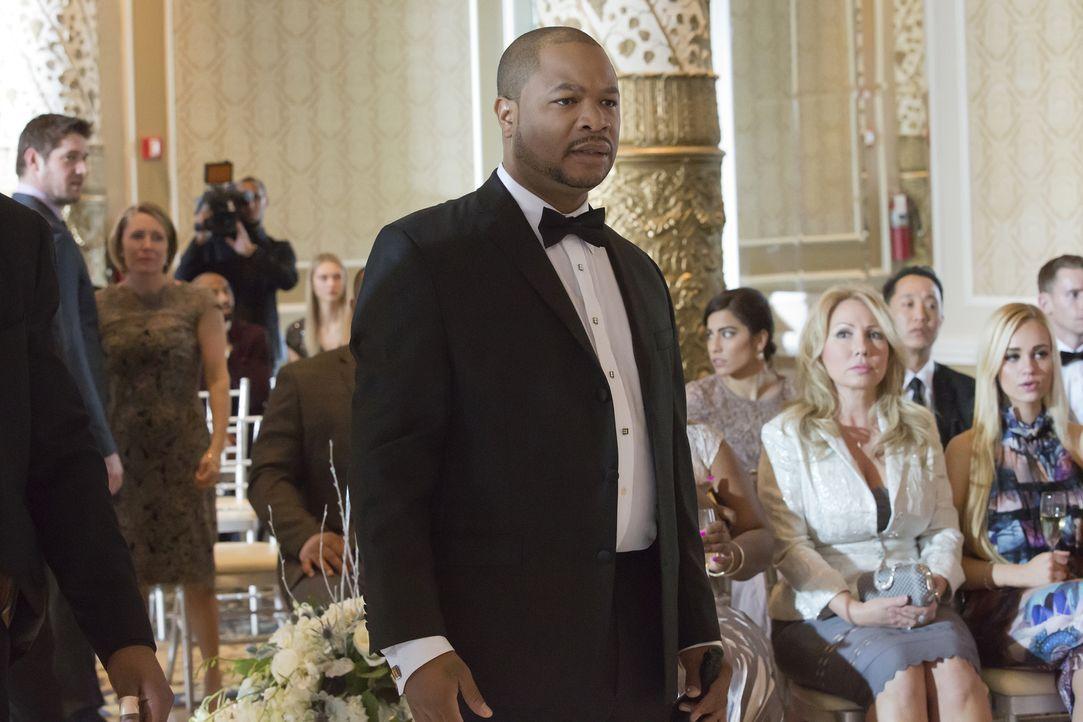 Mit dem Auftauchen von Shyne Johnson (Xzibit) auf der Hochzeit von Hakeem und Laura, endet alles im Chaos ... - Bildquelle: 2015-2016 Fox and its related entities.  All rights reserved.