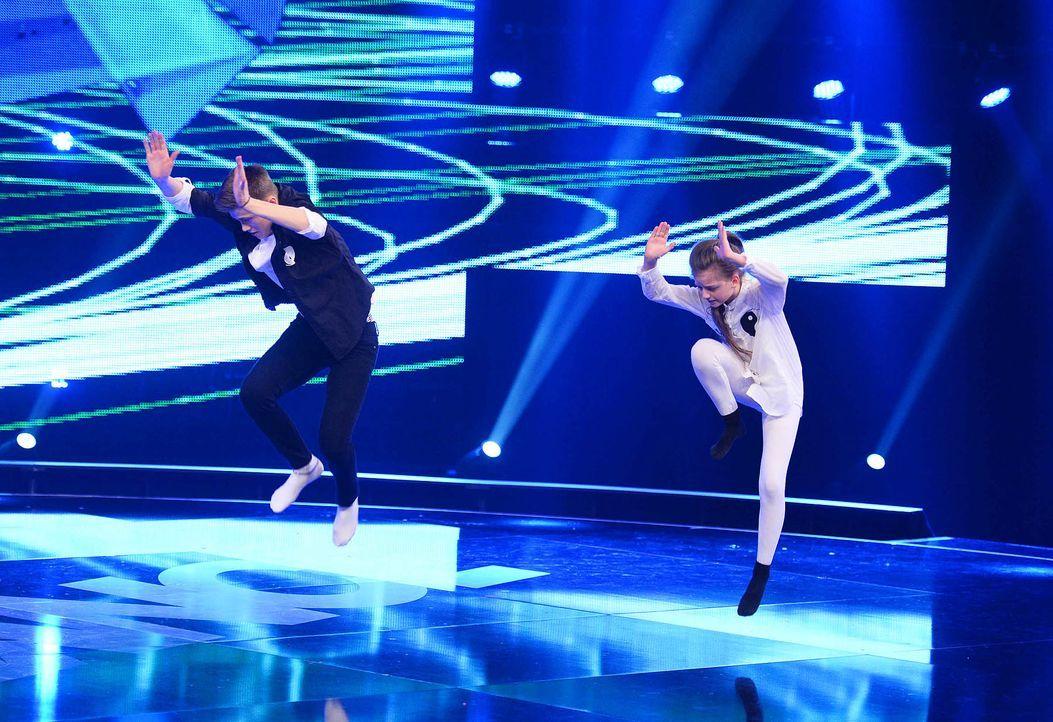 Got-To-Dance-Fritz-Lauri-05-SAT1-ProSieben-Willi-Weber - Bildquelle: SAT.1/ProSieben/Willi Weber