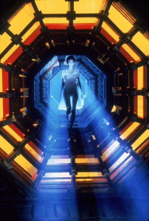 Soll für die Unsterblichkeit geopfert werden: Mei-Mei (Wei-Han Huang) ... - Bildquelle: 2004 Sony Pictures Television International. All Rights Reserved.