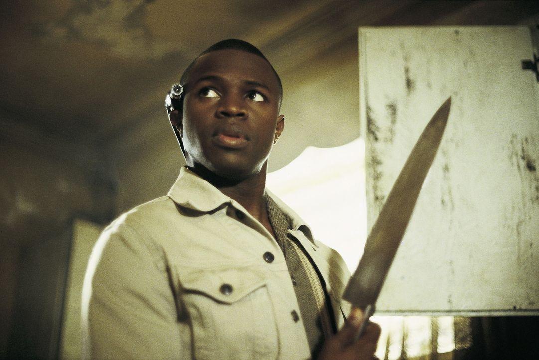 Mit dem Messer schnell bei der Hand, doch nicht schnell genug: Rudy (Sean Patrick Thomas) ... - Bildquelle: Dimension Films