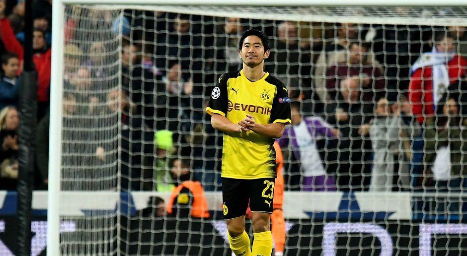 Shinji Kagawa (Borussia Dortmund) - Bildquelle: Imago