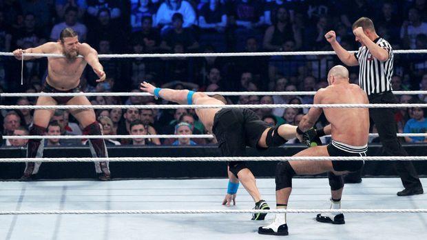 SmackDown von 17. April