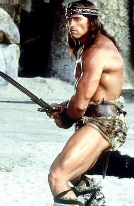Platz 14: Conan - Bildquelle: dpa