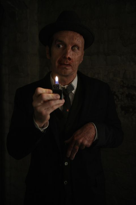 Larry (Denis O'Hare) spielt gern mit dem Feuer ... - Bildquelle: 2011 Twentieth Century Fox Film Corporation. All rights reserved.