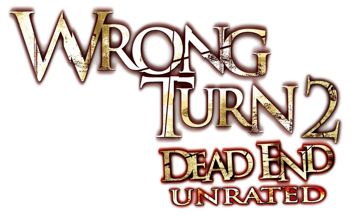 Wrong Turn 2 - Dead End - Originaltitellogo