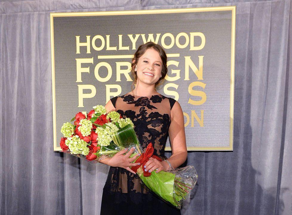 Miss-Golden-Globe-Sosie-Bacon-13-11-21-getty-AFP - Bildquelle: getty-AFP