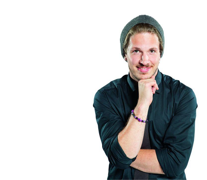 Jesper Jürgens bei TVoG - Bildquelle: ProSieben