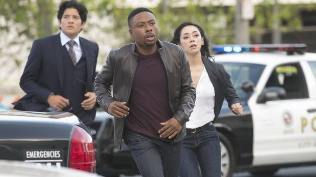 Rush Hour - Rush Hour - Staffel 1 Episode 11: Teddy, Peanut, Pickle Ring
