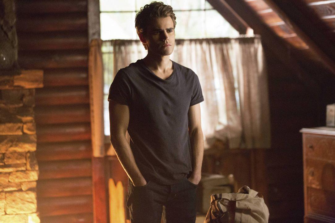 Ist Stefan noch am Leben? - Bildquelle: Warner Bros. Entertainment Inc.
