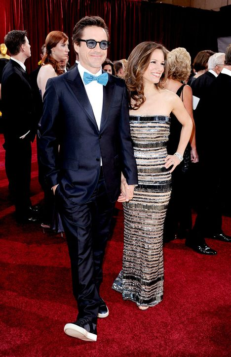 robert-downey-jr-susan-downey-10-03-07-getty-afpjpg 1265 x 1950 - Bildquelle: getty-AFP