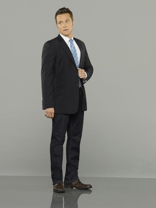 (7. Staffel) - Immer wieder kann Kevin Ryan (Seamus Dever) mit seltsamen Fakten und Einsichten zur Lösung eines Falles beisteuern. - Bildquelle: ABC Studios