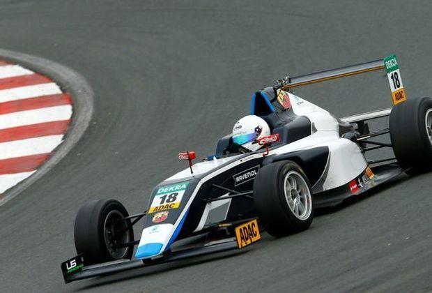 Julian Hanses gewann das zweite Rennen