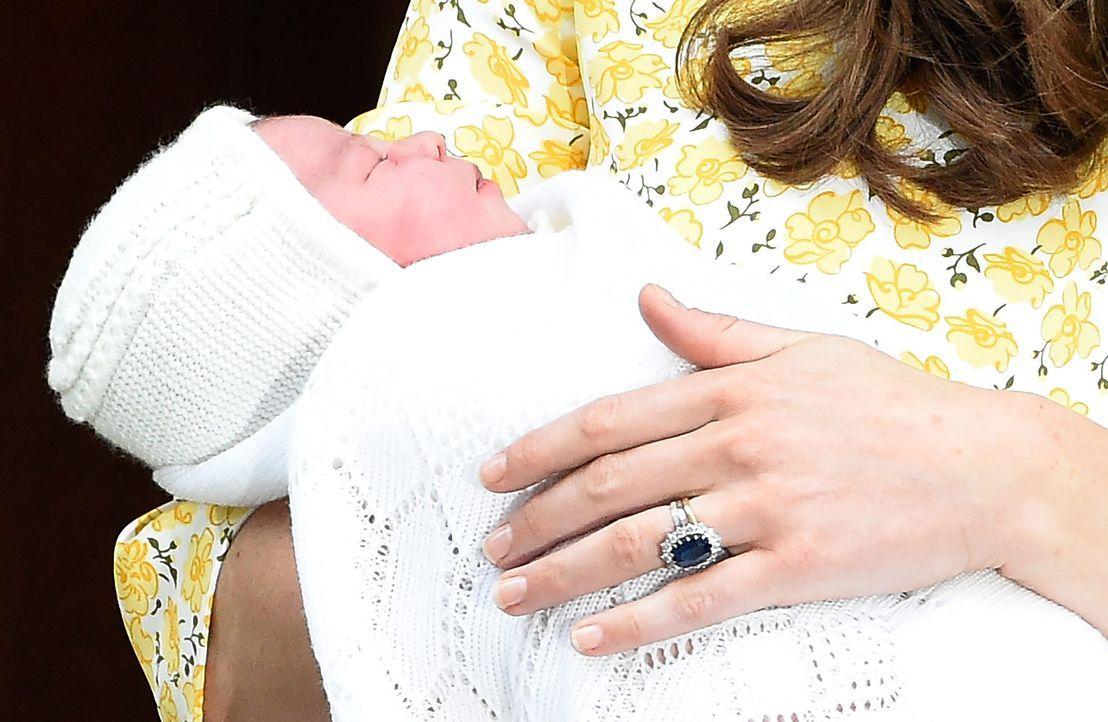 Royal-Baby-2-Prinzessin-07-dpa - Bildquelle: dpa