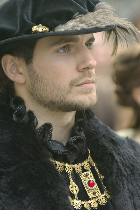 Bestürzt über das Schicksal von Sir Thomas More nimmt Charles Brandon (Henry Cavill) an dessen Hinrichtung teil ... - Bildquelle: 2008 TM Productions Limited and PA Tudors II Inc. All Rights Reserved.