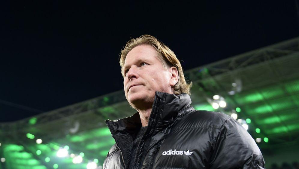Gisdol und der Hamburger SV verlieren in Augsburg - Bildquelle: PIXATHLONPIXATHLONSID