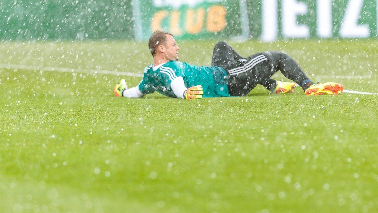 So lief Manuel Neuers Comeback - Bildquelle: imago/Eibner Europa