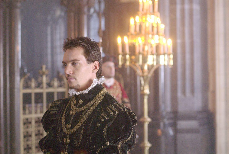 Will sich schon wieder eine neue Frau nehmen: König Henry VIII. (Jonathan Rhys Meyers) .... - Bildquelle: 2008 TM Productions Limited and PA Tudors II Inc. All Rights Reserved.