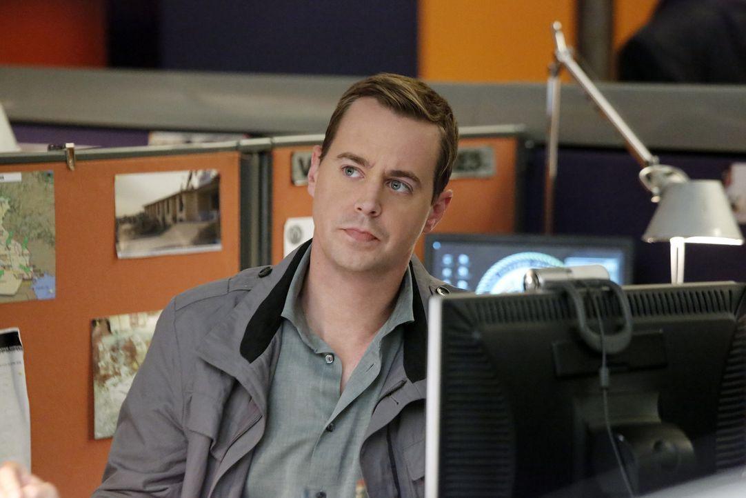 Ermittelt mit seinem Kollegen in einem neuen Fall: McGee (Sean Murray) ... - Bildquelle: CBS Television
