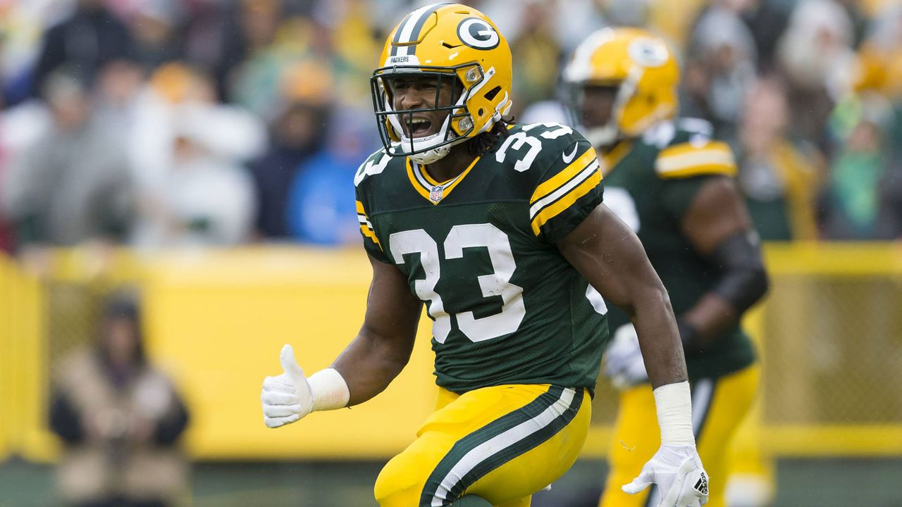 Aaron Jones (Green Bay Packers) - Bildquelle: imago/ZUMA Press