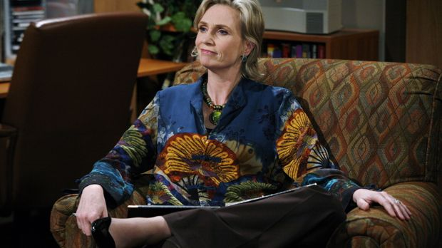 Die Psychologin Dr. Freeman (Jane Lynch) versucht Erklärungen für Charlies se...