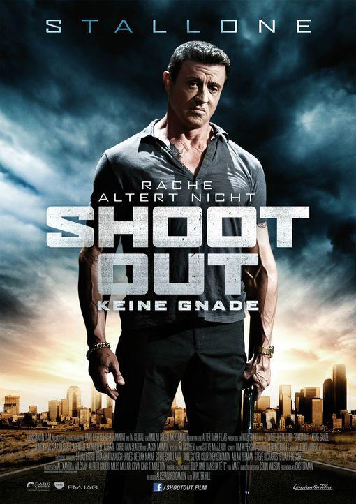 SHOOTOUT - KEINE GNADE - Plakatmotiv - Bildquelle: 2012 Constantin Film Verleih GmbH