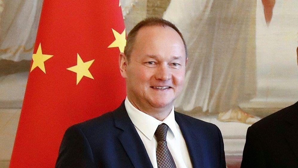 Jürg Stahl übernimmt den Posten des OK-Präsidenten - Bildquelle: AFPSIDPETER KLAUNZER