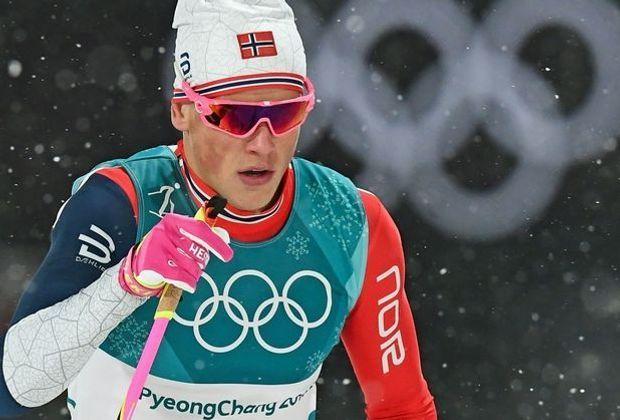 Olympia-Gold im Sprint für Johannes Hösflot Kläbo