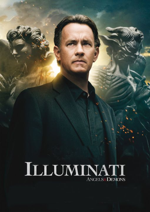 ILLUMINATI - Plakatmotiv - Bildquelle: 2009 Columbia Pictures Industries, Inc. All Rights Reserved.