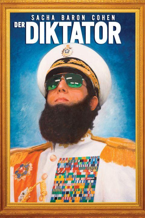 Der Diktator - Artwork - Bildquelle: 2012 Paramount Pictures.  All Rights Reserved.