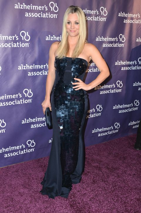 The Big Bang Theory Star Kaley Cuoco - Bildquelle: AFP