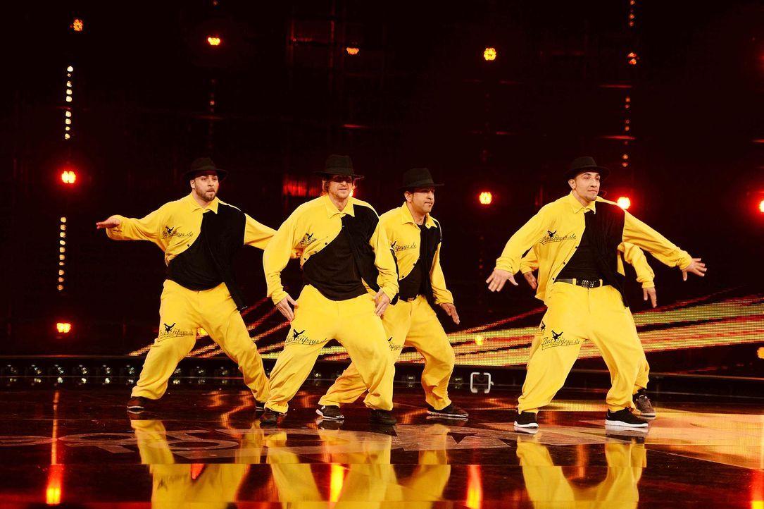 Got-To-Dance-tha-Gipsys-01-SAT1-ProSieben-Willi-Weber - Bildquelle: SAT.1/ProSieben/Willi Weber