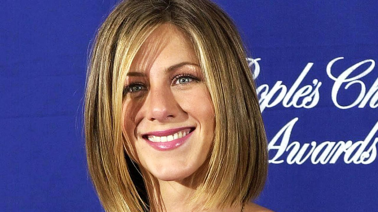 Jennifer Aniston bei den Peoples' Choice Awards 2001  - Bildquelle: AFP