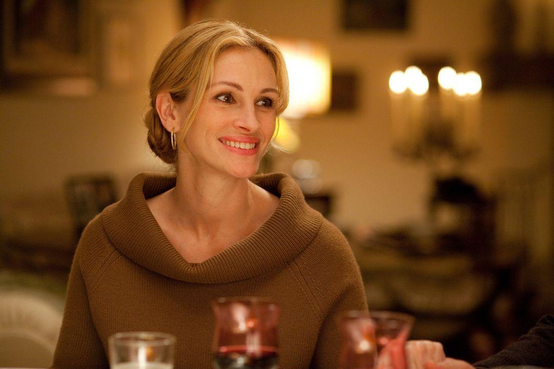 Macht sie sich auf die Suche nach sich selbst und findet die wahre Liebe: Liz Gilbert (Julia Roberts) ... - Bildquelle: 2010 Columbia Pictures Industries, Inc. All Rights Reserved.