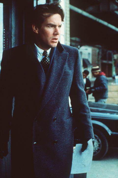 Eddie Sanger (Dennis Quaid) ermittelt auf eigene Faust und nimmt Kontakt zur Pflichtverteidigerin Kathleen auf, was ihm als Geschworener strengstens... - Bildquelle: TriStar Pictures