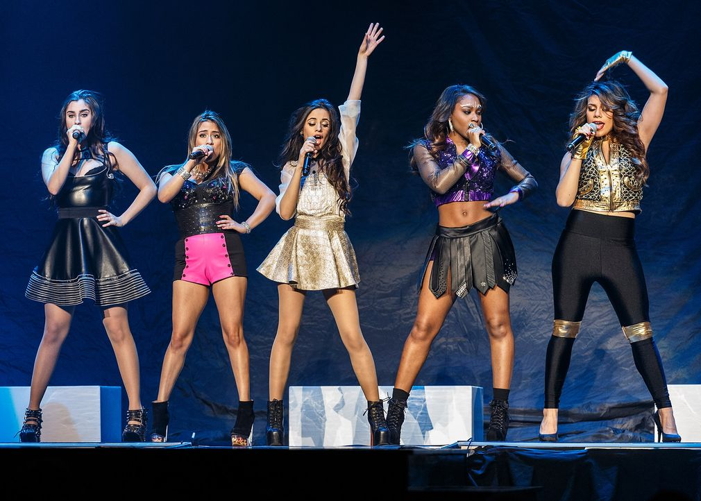 Fifth-Harmony-140209-getty-AFP - Bildquelle: getty-AFP