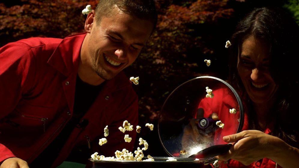 Highspeed-Heroes Popcorn