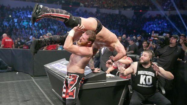 SmackDown vom 15. April