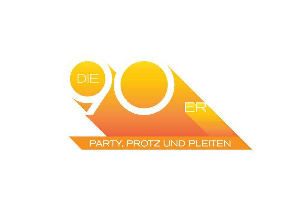Die 90er - Party, Protz und Pleiten - Das Logo - Bildquelle: kabel eins