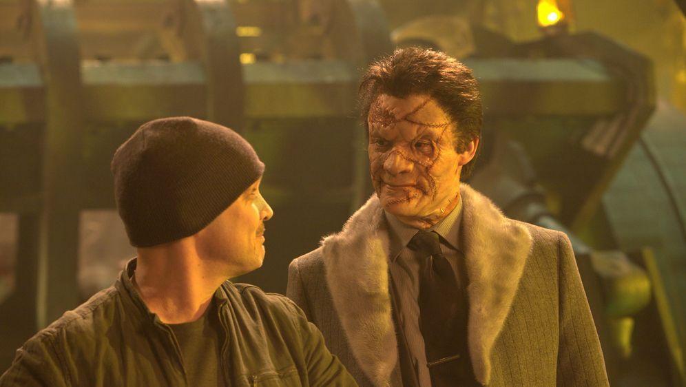 Punisher: War Zone - Bildquelle: 2008 MHF Zweite Academy Film GmbH & Co. KG. All Rights Reserved.