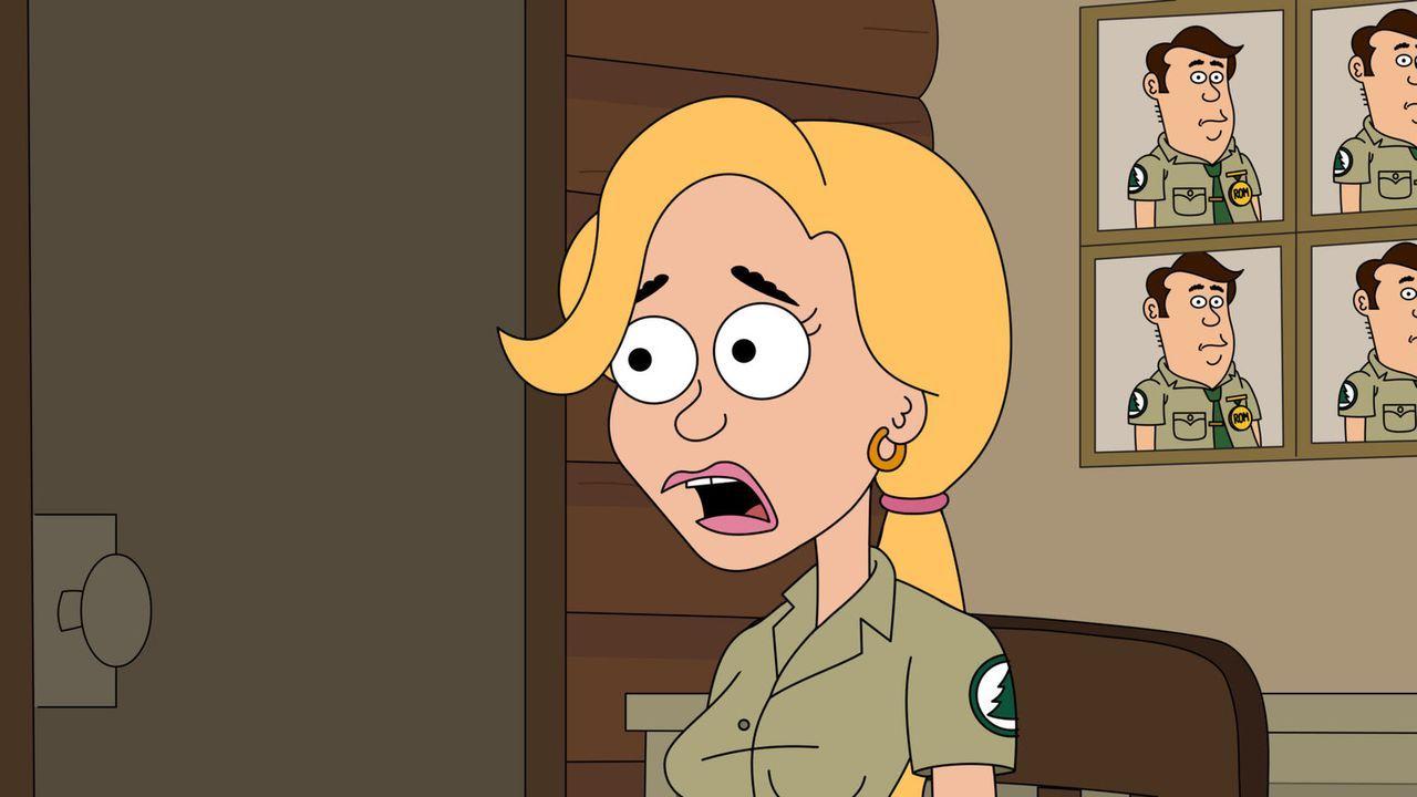 Hat Bedenken, ob das Kanhörchen eine gute Idee ist: Ethel ... - Bildquelle: 2012 Twentieth Century Fox Film Corporation and Comedy Partners. All rights reserved.