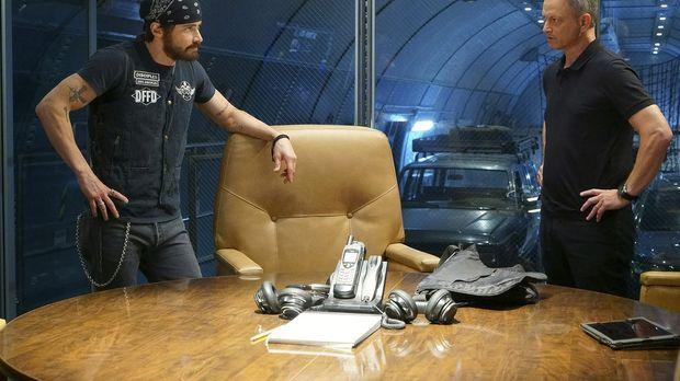 Criminal Minds: Beyond Borders - Criminal Minds: Beyond Borders - Staffel 2 Episode 7: La Santa Muerte