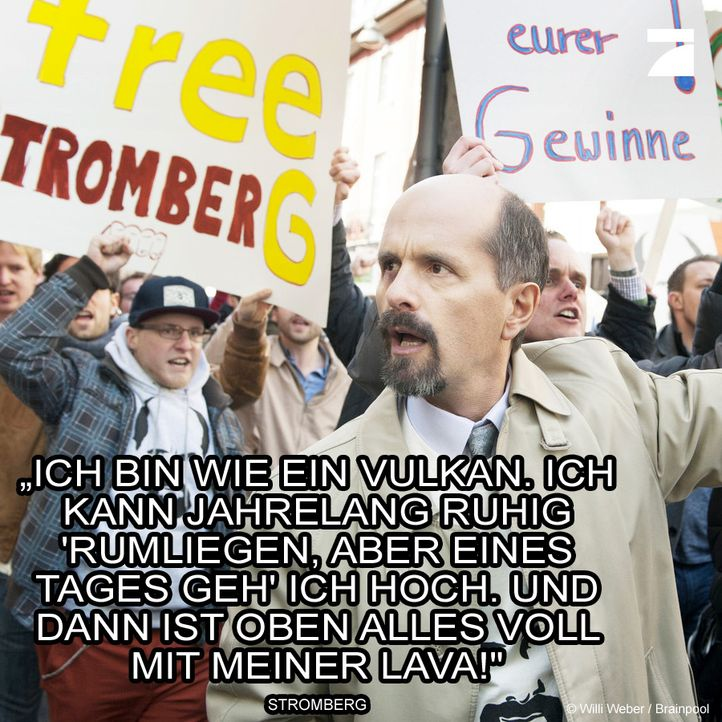 pro7_fb_meme-Stromberg-03-Willi-Weber-Brainpool - Bildquelle: Willi Weber / Brainpool