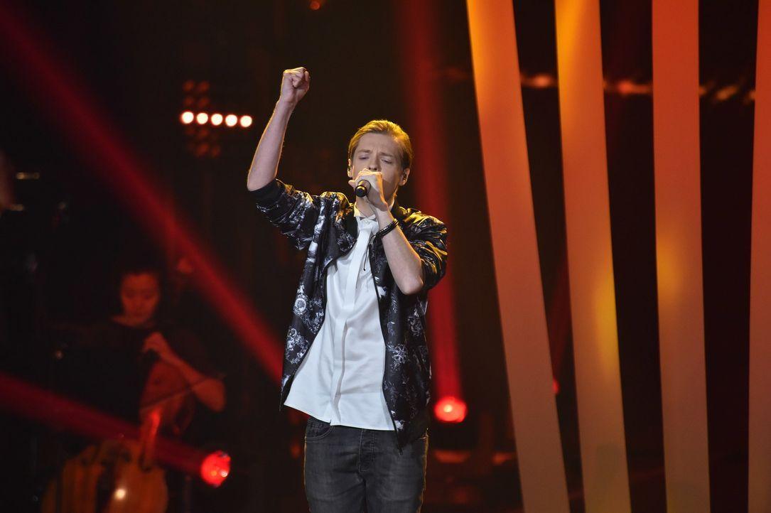 TVOG2018_Halbfinale_Benjamin - Bildquelle: ProSieben/SAT.1/Andre Kowalski