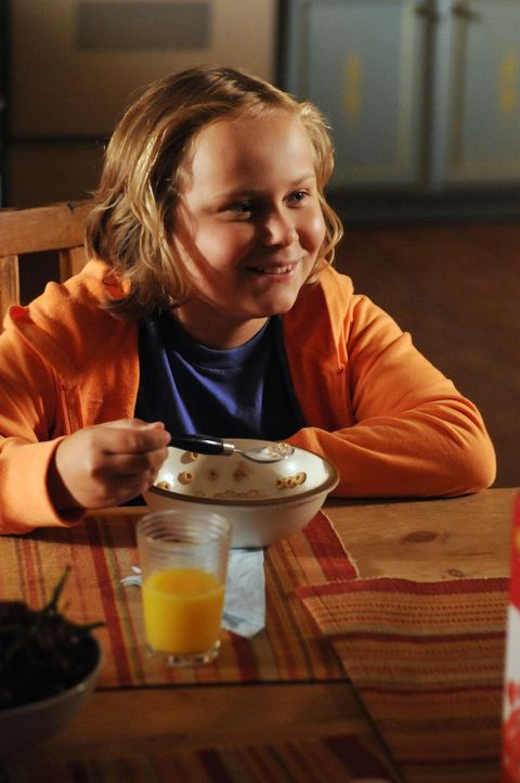 Überglücklich, ihre Mutter wieder bei sich zu haben: Bridgette (Maria Lark) - Bildquelle: Paramount Network Television